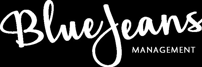 blue jeans management logo