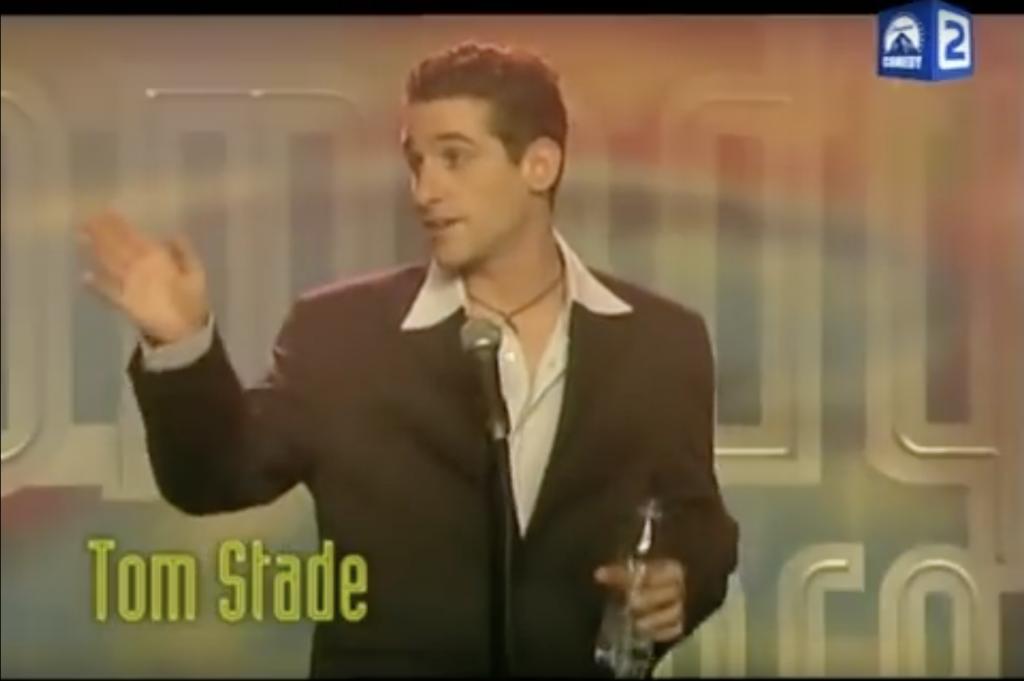 Tom Stade the Comedy Store